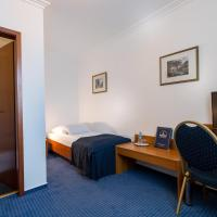 Atlanta Budget, hotel Darmstadtban