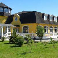 Garni Hotel Velický Zámoček, отель в Попраде