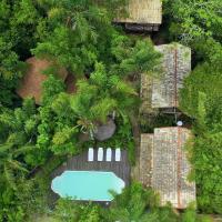 Stolz Chales, hotel em Guarda do Embaú