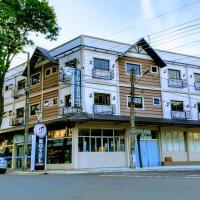 Hotel Gaucha, hotel in Guaíra