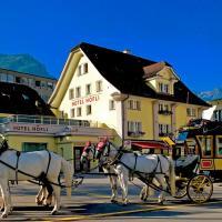 Hotel Höfli, hotel in Altdorf