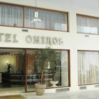 Omiros Hotel, hotell i Aten