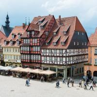 Hotel Theophano, hotel in Quedlinburg