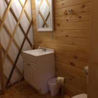 Circle M Camping Resort 24 ft. Yurt 2, hotel in Lancaster