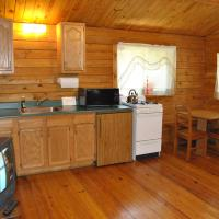 Robin Hill Camping Resort One-Bedroom Cottage 8, hotel in Lenhartsville
