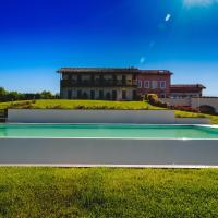 Prime Alture Wine Resort, hotel di Casteggio