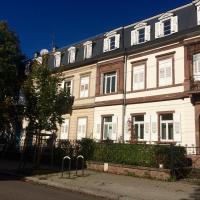 Villa Schiller, 2 studios côté jardin - quartier Orangerie