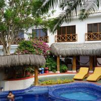 Hosteria Punta Blanca, hotel em Punta Blanca