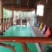 Hidden Jungle Village, hotel in Wilpattu