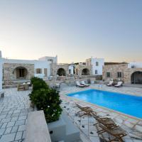 Golden Sea Villas, hotel in Chrissi Akti