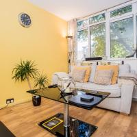Maida Vale 1-Bedroom Apartment with a Balcony