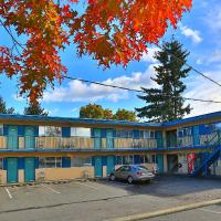 Diplomat Motel, hotel em Nanaimo