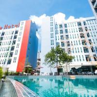 P Plus Hotel, hotel in Pattaya Central