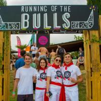 Running of the Bulls All inclusive Camping