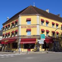 Hotêl Au Terminus, hotel in Lons-le-Saunier
