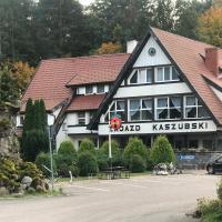 Zajazd Kaszubski, hotel in Lębork