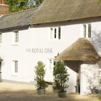 The Royal Oak, hotel in Ansty