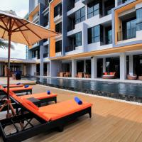 The Zense Boutique Hotel, hotel in Phitsanulok