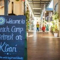 The Beachcamp Eco Retreat, hotel in Fraser Island
