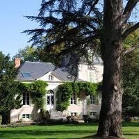 Château de La Villette, hotel in Ardentes