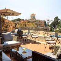 Hotel Degli Artisti, hotel in Via Veneto, Rome
