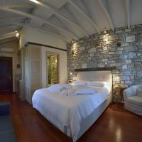 Mple Feggari, ξενοδοχείο στο Μούρεσι