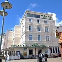 Hotel Atlantik, Hotel in Borkum