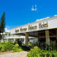 Aguas Mornas Palace Hotel, hotel in Santo Amaro da Imperatriz