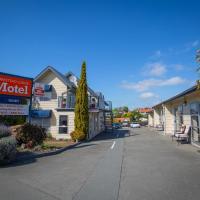 Homestead Lodge Motel, hotel en Timaru