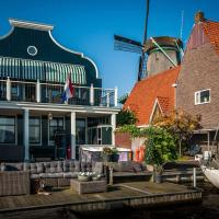 Zaanhof –Luxurious Amsterdam Zaanse Schans Loft Apartment