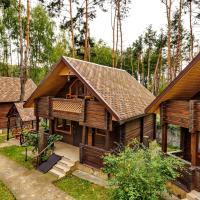Park-Hotel Villa Vita, hotel in Kiev