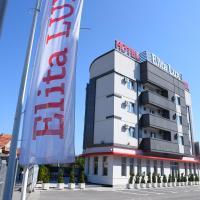 Garni Uni Elita Lux Hotel, hotel in Niš