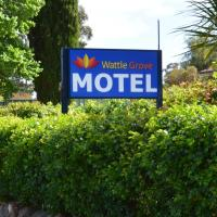 Wattle Grove Motel Maryborough, hotel in Maryborough