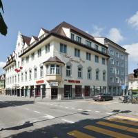 Hotel Terminus Brugg, отель в городе Бругг