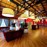 Hotel Villa Sturzo, hotel a Caltagirone