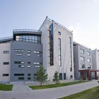 Свежий Ветер СПА Отель, отель в Курово