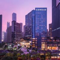 Conrad Guangzhou, hotell i Guangzhou