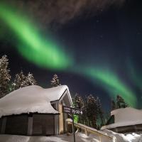 Northern Lights Village, hotel in Saariselka