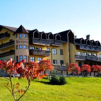 Hotel Branica, hotel in Terchová
