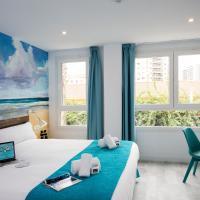 Casual del Mar Málaga, hotel en Málaga