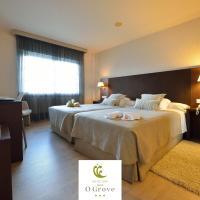 Hotel Spa Norat O Grove 3* Superior, hotel em O Grove