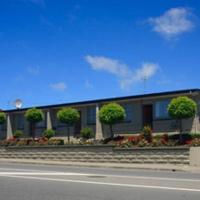 Blue Dolphin Motel, hotel en Timaru