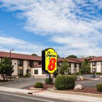Super 8 by Wyndham Flagstaff, hotel in Flagstaff