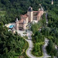 The Chateau Spa & Organic Wellness Resort, hotel in Bukit Tinggi