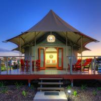 Rivershore Resort, hotel in Maroochydore