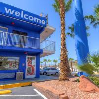 Motel 6-Las Vegas, NV - I-15, hotel di Las Vegas