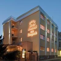 Hotel Admiral am Kurpark, hotel in Baden