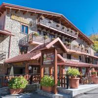 Hotel Palaghiaccio, hotell i Torre Caprara