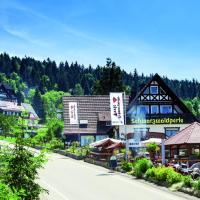 Hotel-Berggasthof Schwarzwaldperle, отель в Засбахвальдене