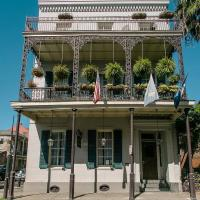 Lafitte Hotel & Bar, hotel in French Quarter (Vieux Carré), New Orleans
